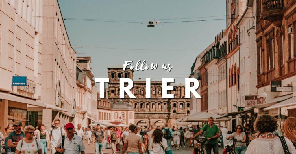 德國Trier 特里爾遊記