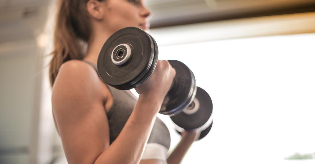 正確的減肥觀念:多運動