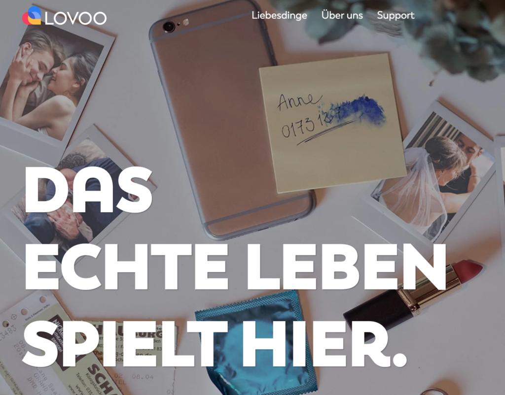 德國交友軟體 Lovoo