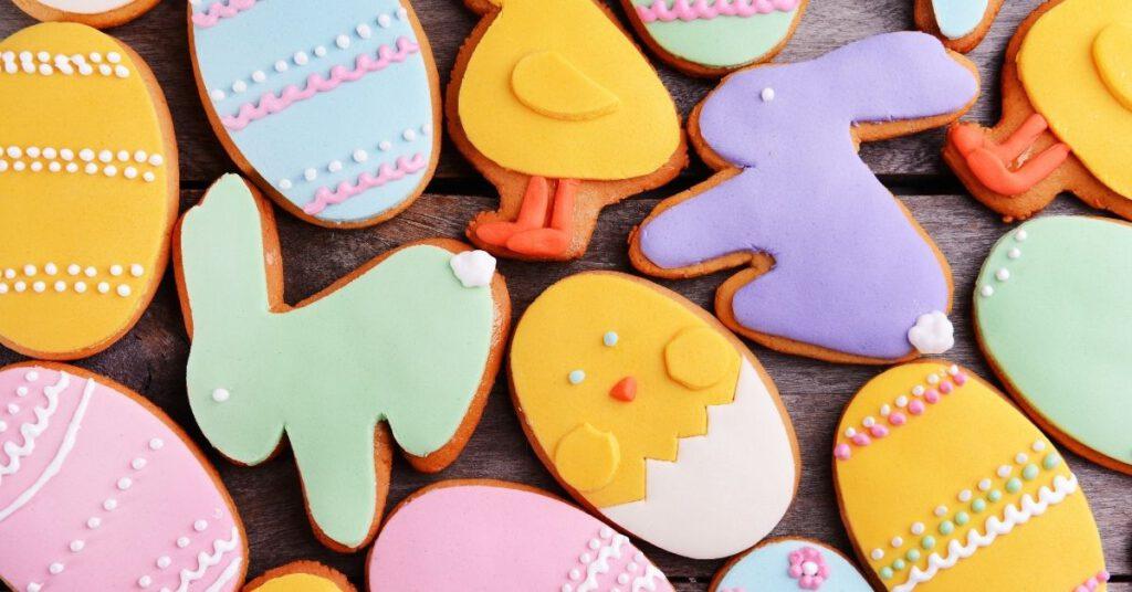 復活節餅乾