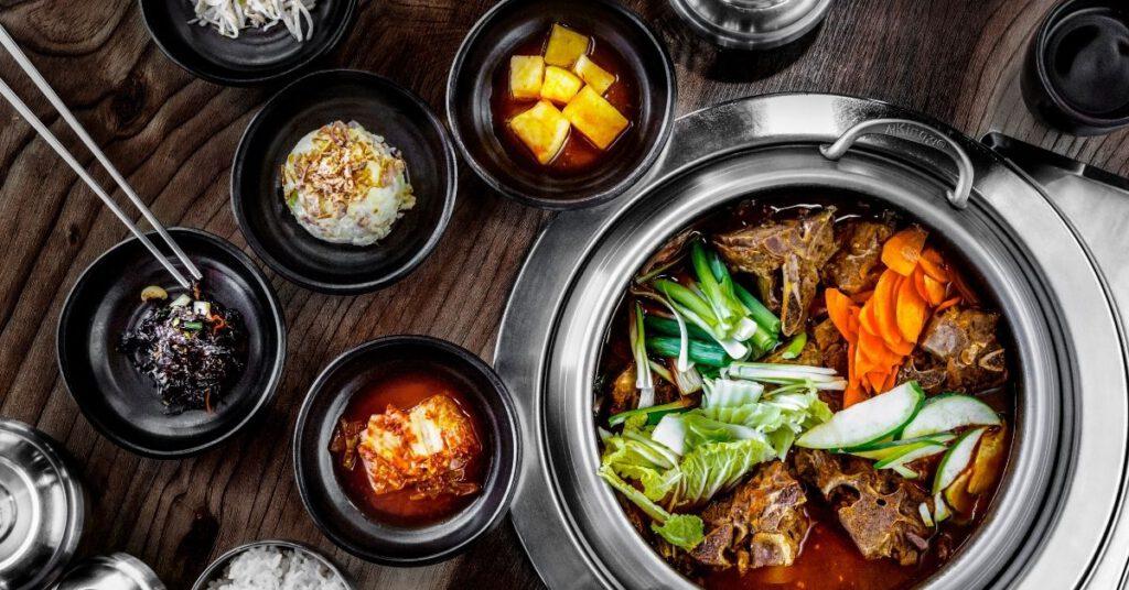 海德堡韓式餐廳推薦