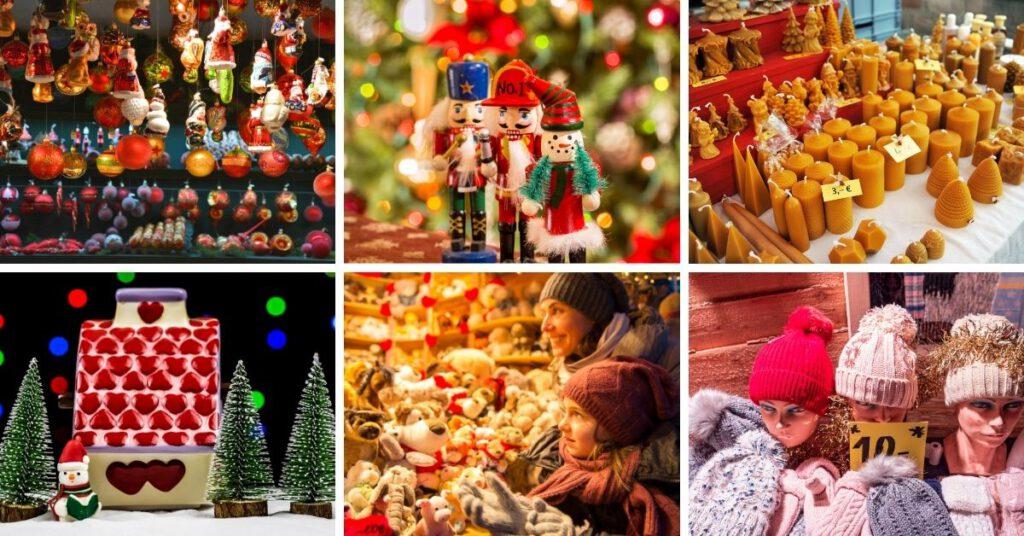 聖誕市集必買商品